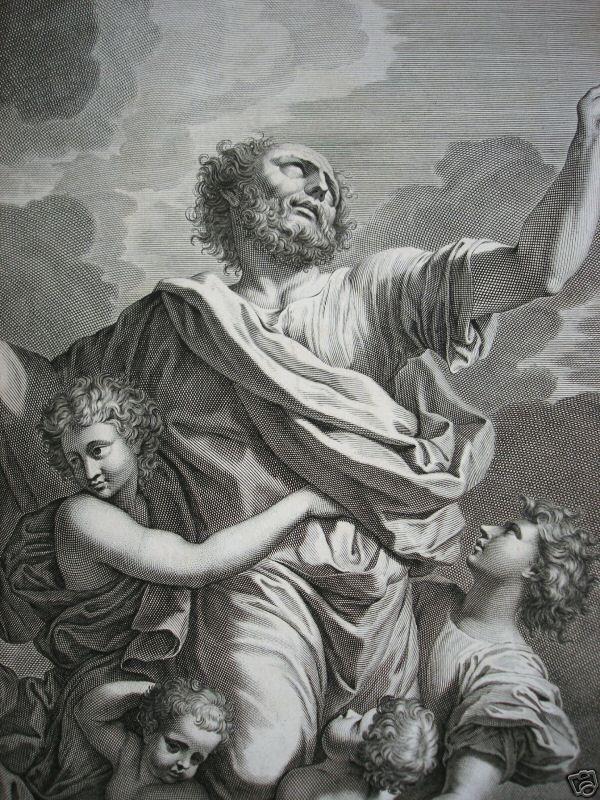 Le ravissement de saint paul peint pour scarron analyse - Le comptoir des arts saint paul trois chateaux ...