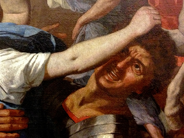 abduction of the sabine women essay