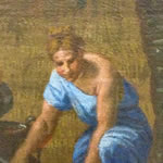 The Four Seasons - Summer or Ruth and Boaz - Detail 4