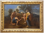 The Arcadian Shepherds or Et In Arcadia Ego (circa 1640)