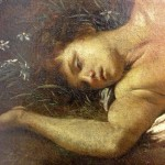 Echo and Narcissus – Detail 2