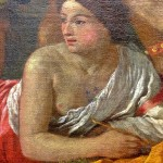 Bacchanal with Guitar Player or The Great Bacchanal – Detail 5