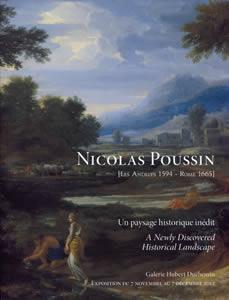 Hubert Duchemin - Nicolas Poussin - Un paysage inédit